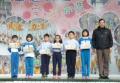 105.12.27.12.29-30升旗(中高年級榮譽百分頒獎)