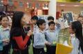 民生國小夏卡爾畫展「愛與美的專賣店」開幕式 3月14日